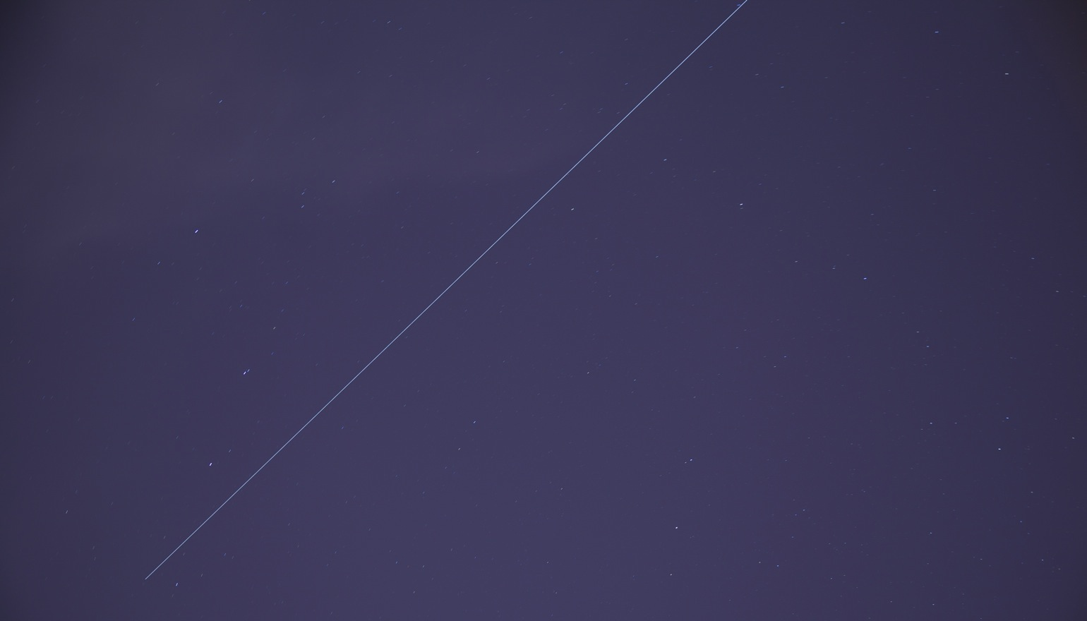 ISS on the 13th of June, 1